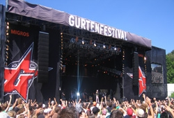 Gurtenfestival Tickets